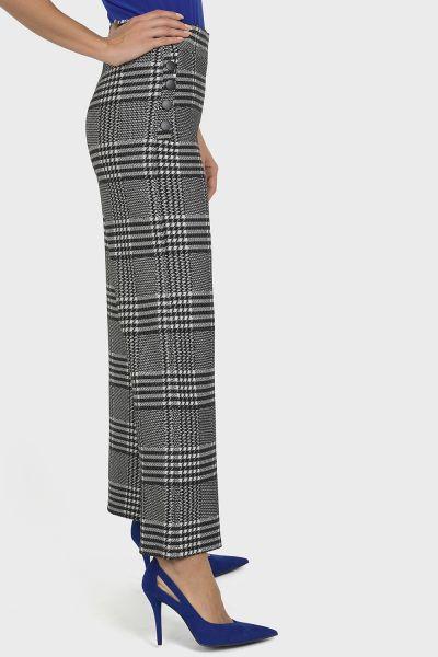 Joseph Ribkoff Black/White Pants Style 193817