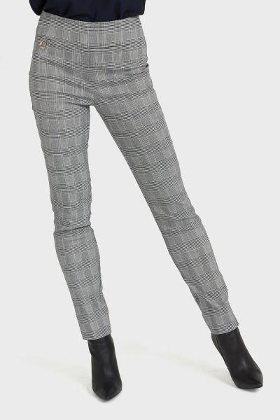 Joseph Ribkoff Grey Pants Style 193830