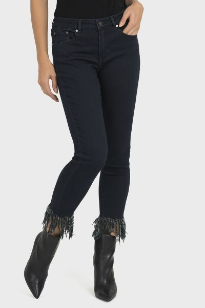 Joseph Ribkoff Indigo Pants Style 193986