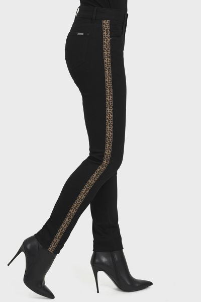Joseph Ribkoff Black Pants Style 193996