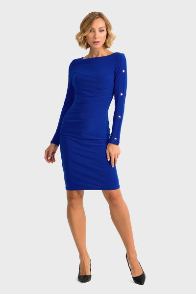 Joseph Ribkoff Royal Dress Style 194010