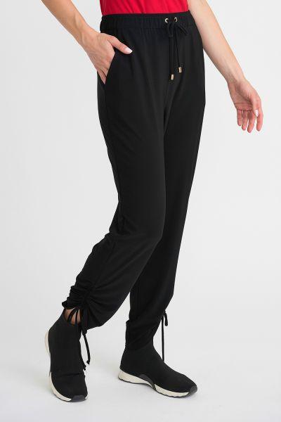 Joseph Ribkoff Black Pants Style 194053