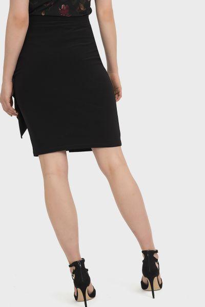 Joseph Ribkoff Black Skirt Style 194087
