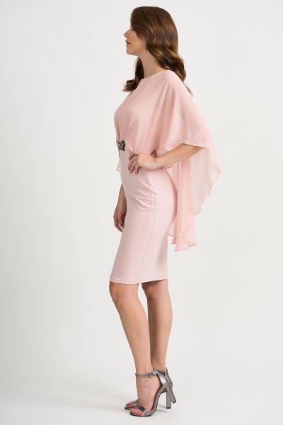 Joseph Ribkoff Rose Dress Style 194208
