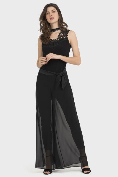 Joseph Ribkoff Black Pants Style 194220