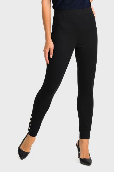 Joseph Ribkoff Black Pant Style 194325