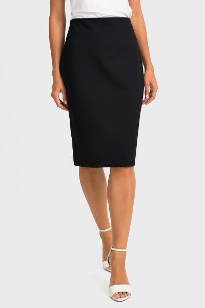 Joseph Ribkoff Black Skirt Style 194345