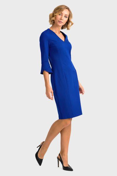 Joseph Ribkoff Royal Dress Style 194356