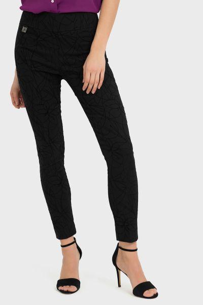 Joseph Ribkoff Black Pant Style 194376