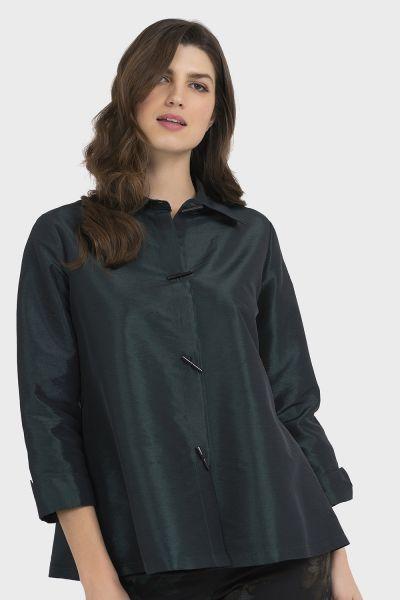 Joseph Ribkoff Forest Green Jacket Style 194432