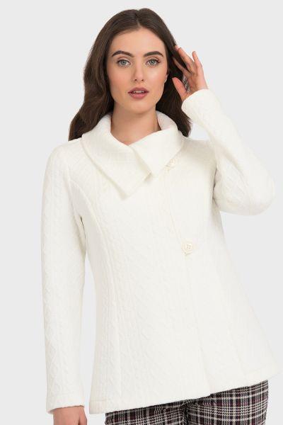 Joseph Ribkoff Off-White Jacket Style 194439