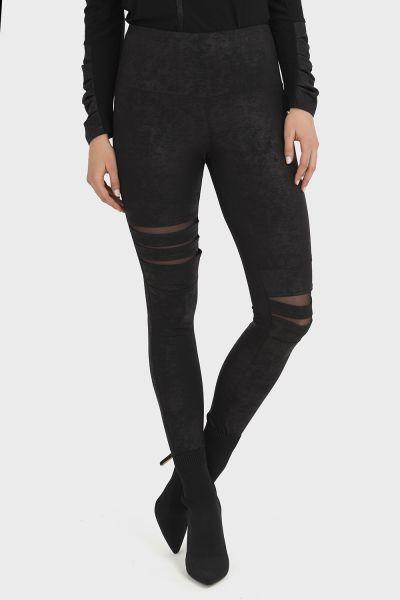 Joseph Ribkoff Black Pant Style 194443