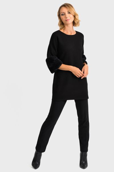 Joseph Ribkoff Black Tunic Style 194507