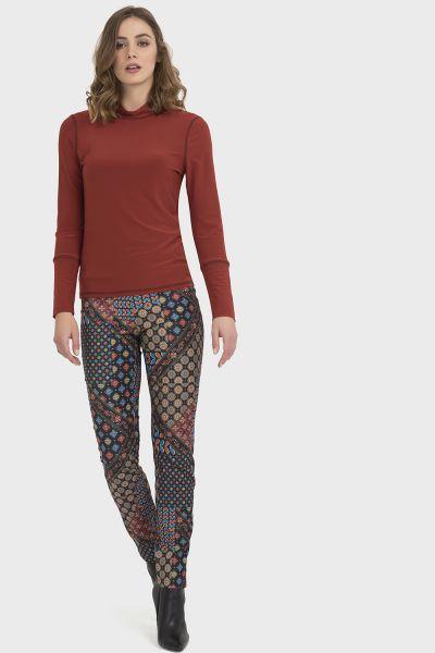Joseph Ribkoff Multi Pants Style 194603