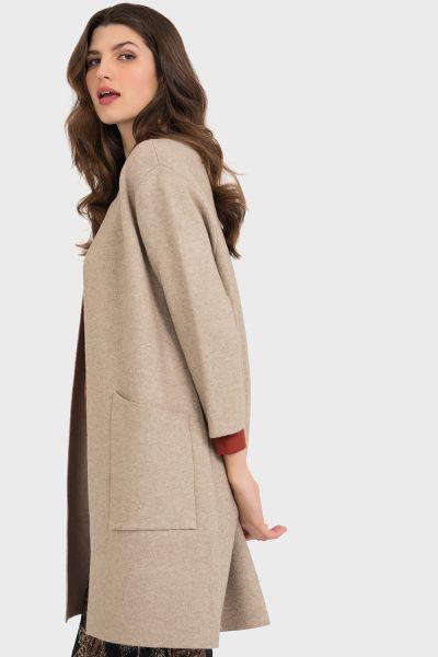 Joseph Ribkoff Beige Coat Style 194896