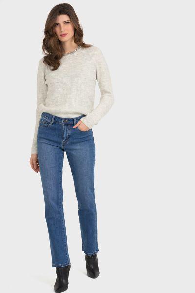 Joseph Ribkoff Blue Pant Style 194941