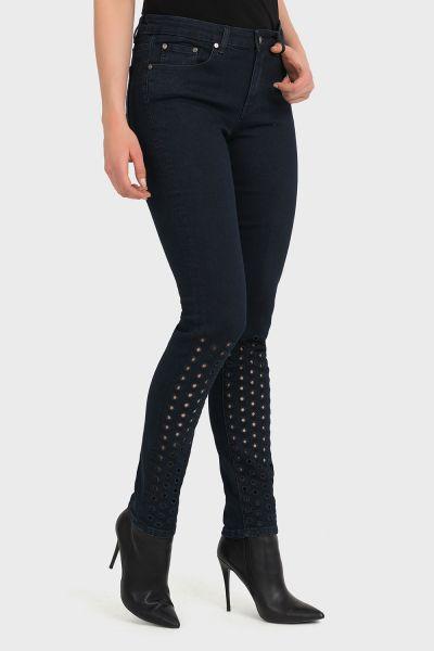 Joseph Ribkoff Indigo Pants Style 194945