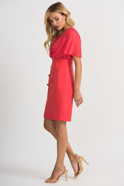Joseph Ribkoff Papaya Dress Style 201007