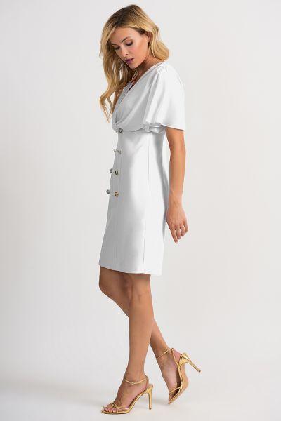 Joseph Ribkoff Vanilla Dress Style 201007