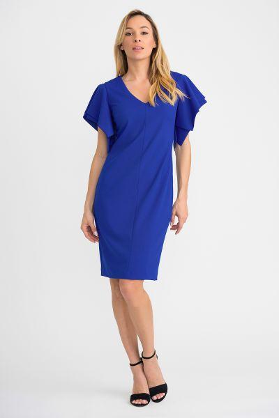 Joseph Ribkoff Royal Sapphire Dress Style 201015
