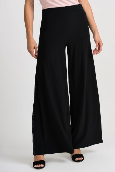 Joseph Ribkoff Black Pant Style 201041