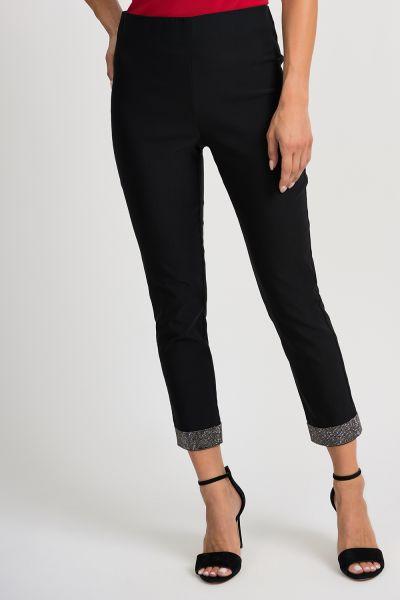 Joseph Ribkoff Black Pants Style 201054