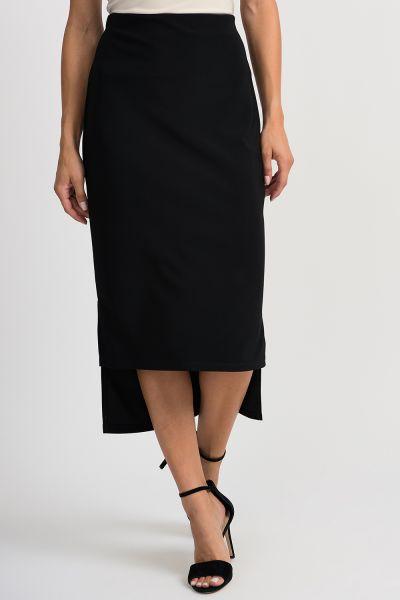 Joseph Ribkoff Black Skirt Style 201074