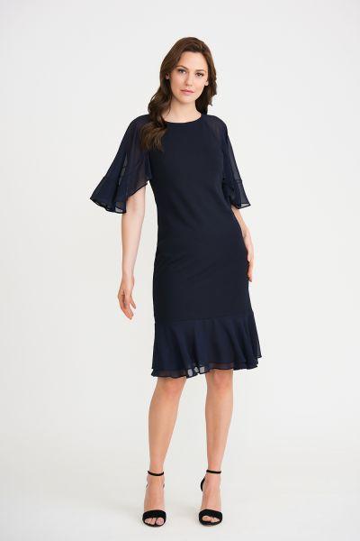Joseph Ribkoff Midnight Dress Style 201153