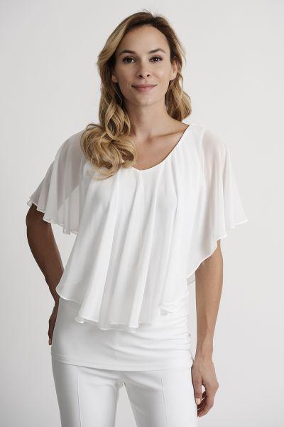 Joseph Ribkoff Vanilla Top Style 201158