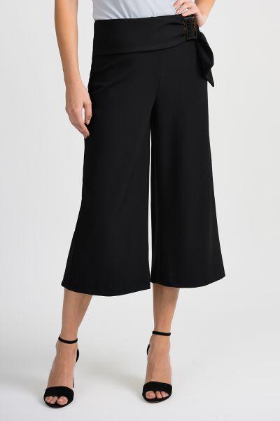 Joseph Ribkoff Black Pants Style 201201