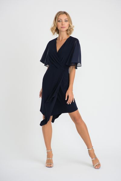 Joseph Ribkoff Midnight Dress Style 201262