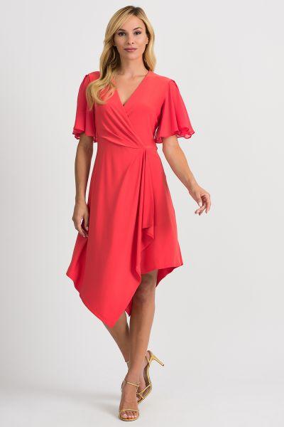 Joseph Ribkoff Papaya Dress Style 201262