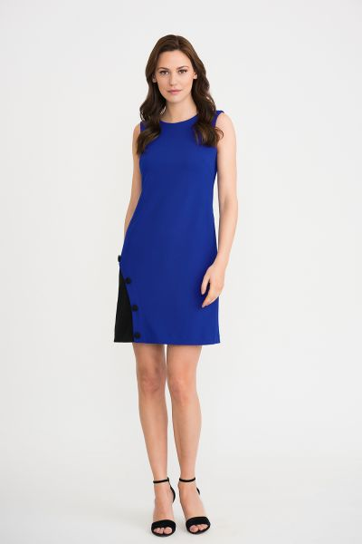 Joseph Ribkoff Royal Sapphire Dress Style 201266