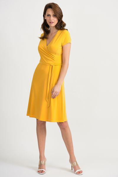 Joseph Ribkoff Golden Sun Dress Style 201272