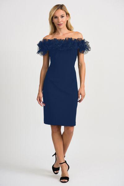 Joseph Ribkoff Midnight Dress Style 201302