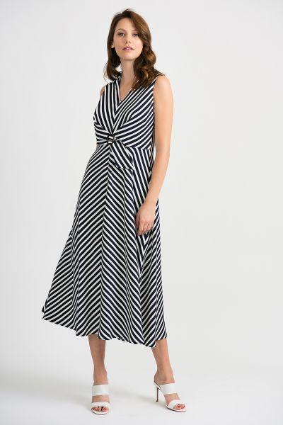 Joseph Ribkoff Multi Dress Style 201340