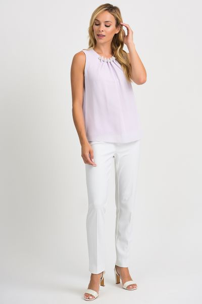 Jospeh Ribkoff Lavender Top Style 201375
