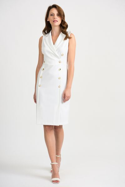 Joseph Ribkoff Vanilla Dress Style 201405