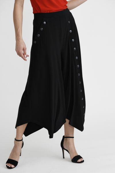Joseph Ribkoff Black Pants Style 201418