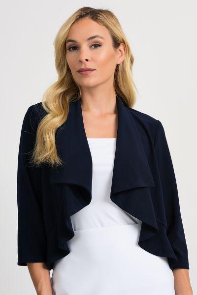 Joseph Ribkoff Midnight Blue Jacket Style 201435