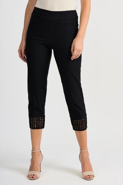 Joseph Ribkoff Black Pant Style 201437