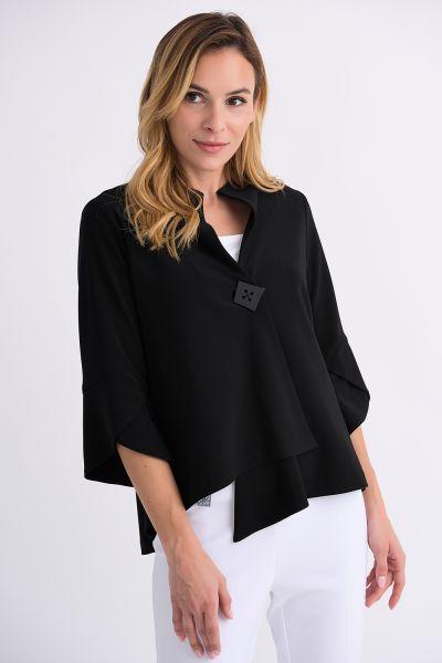 Joseph Ribkoff Black Jacket Style 201444
