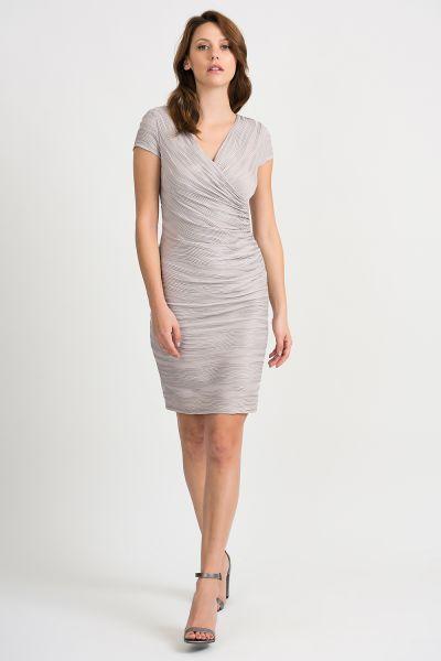 Joseph Ribkoff Beige Dress Style 201477