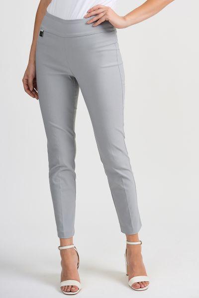 Joseph Ribkoff Grey Frost Pant Style 201483