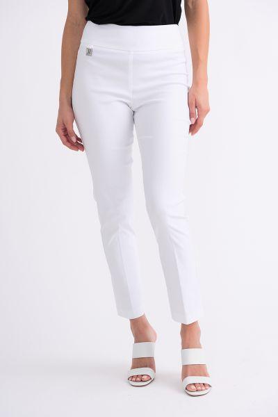 Joseph Ribkoff White Pant Style 201483