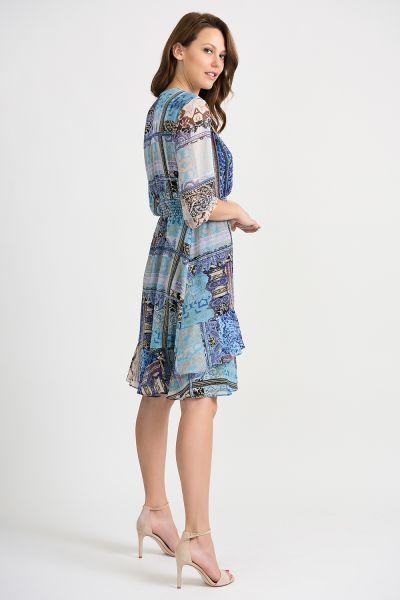 Joseph Ribkoff Multi Dress Style 201493
