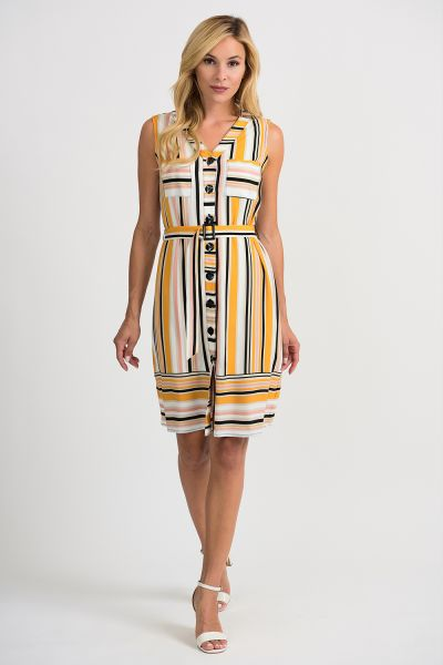 Joseph Ribkoff Multi Dress Style 201494