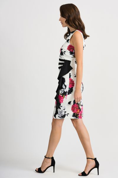 Joseph Ribkoff Multi Dress Style 201518