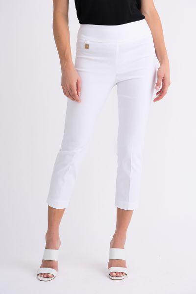 Joseph Ribkoff White Pant Style 201536