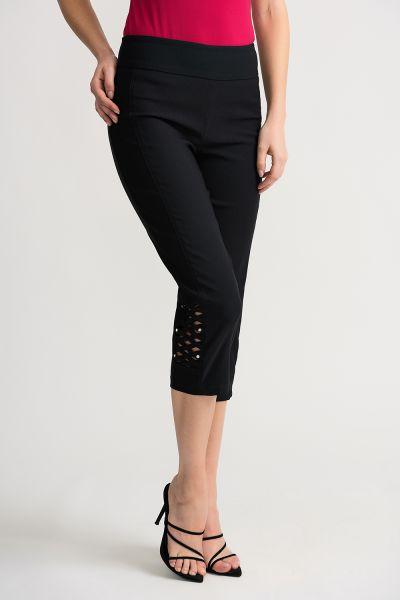 Joseph Ribkoff Black Pants Style 202005